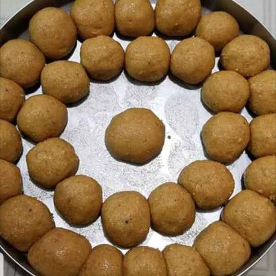 Photo of MOONG Dal laddu by Lalitha Kandala at BetterButter