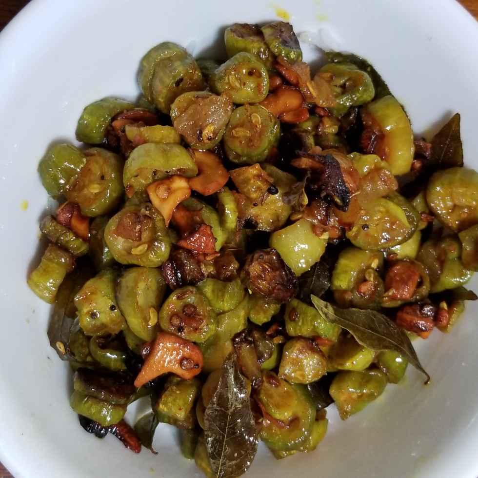 Photo of Tindora cashew fry by Lalitha Kandala at BetterButter