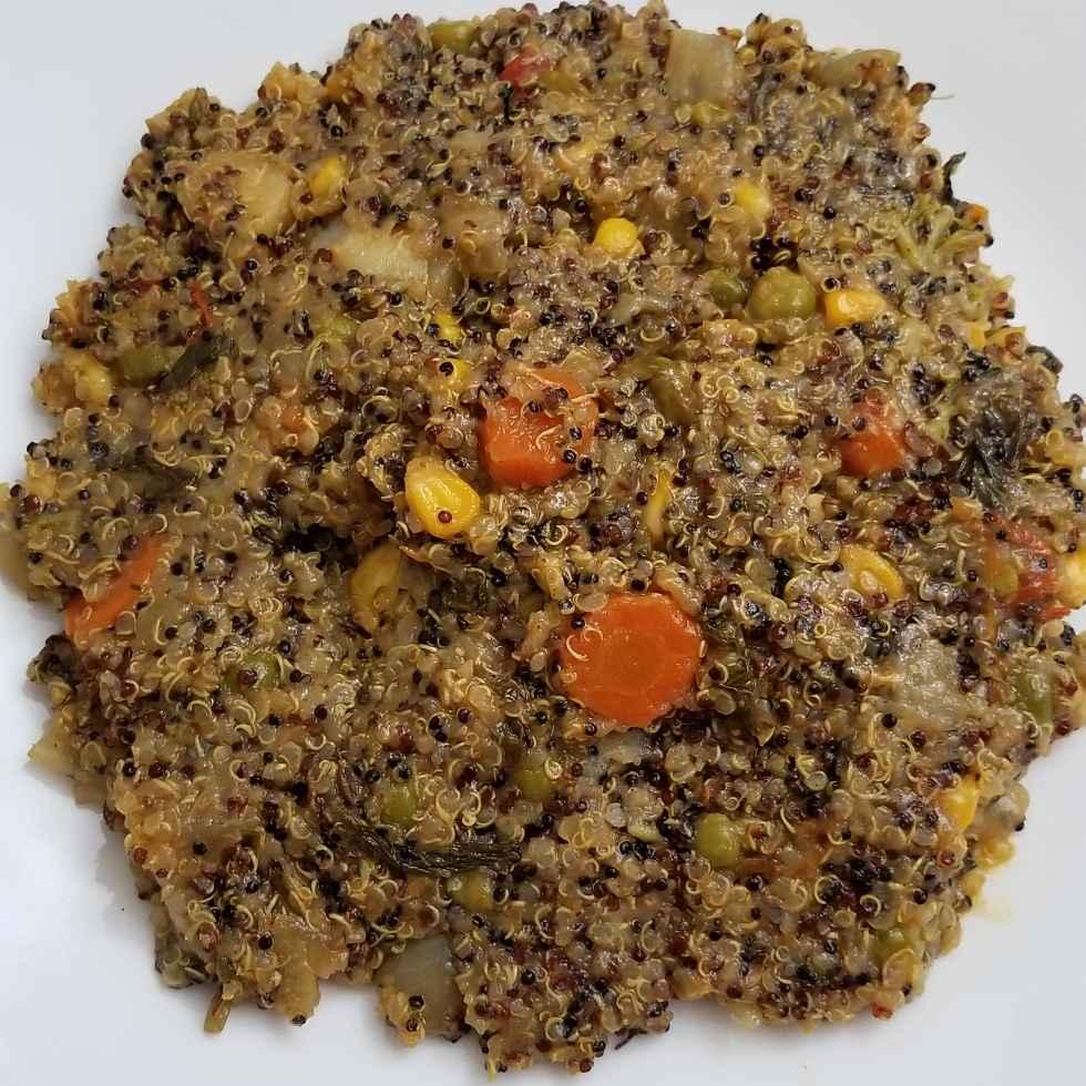 Photo of Quinoa pilaf by Lalitha Kandala at BetterButter