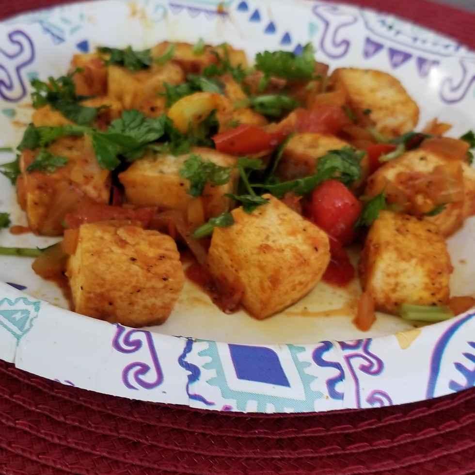Photo of Tofu stir fry by Lalitha Kandala at BetterButter