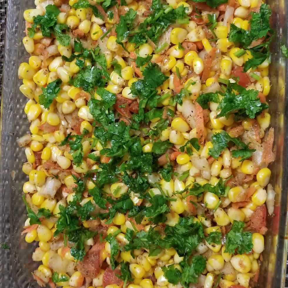 Photo of Yellow sweet corn chat by Lalitha Kandala at BetterButter