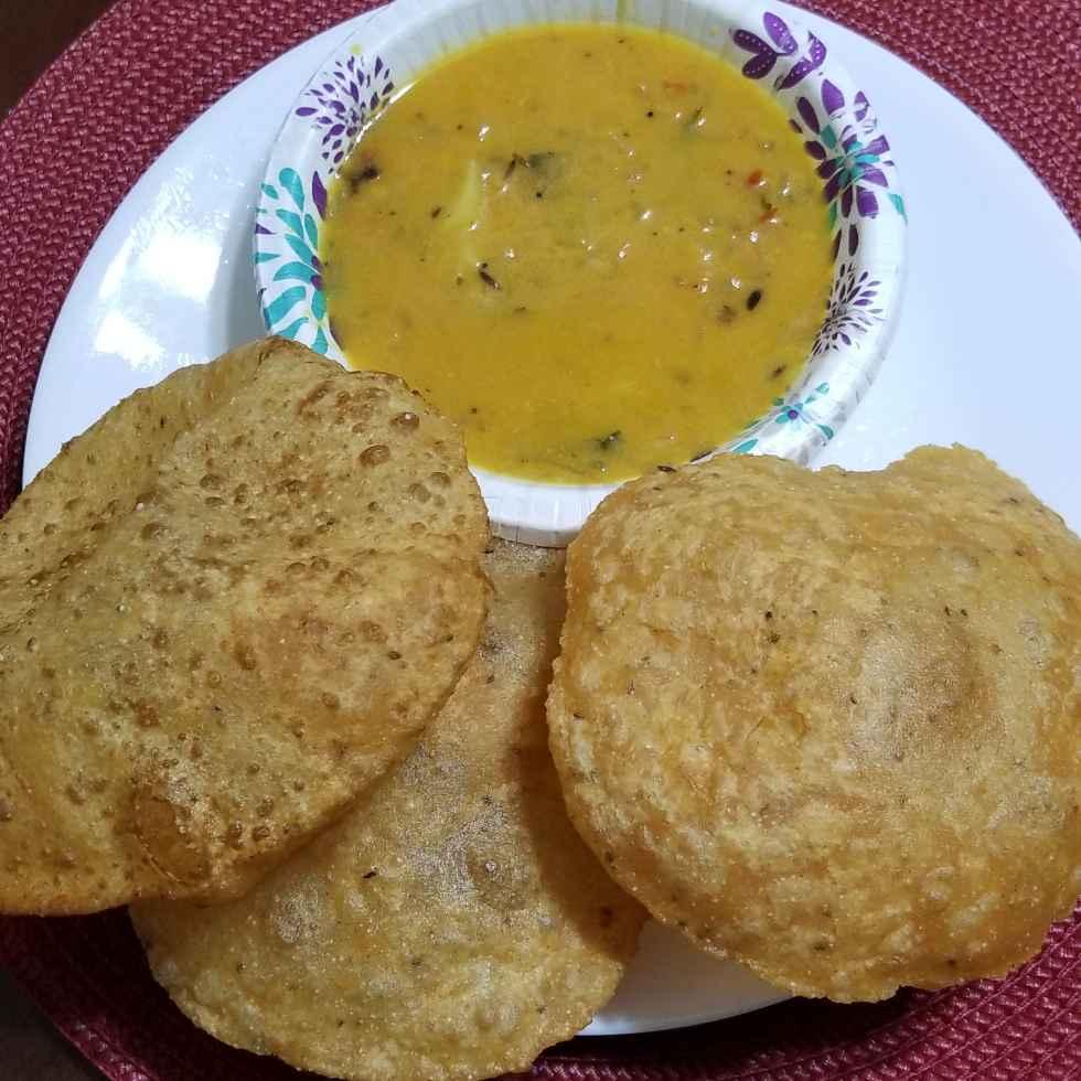 Photo of Potato masala poori by Lalitha Kandala at BetterButter