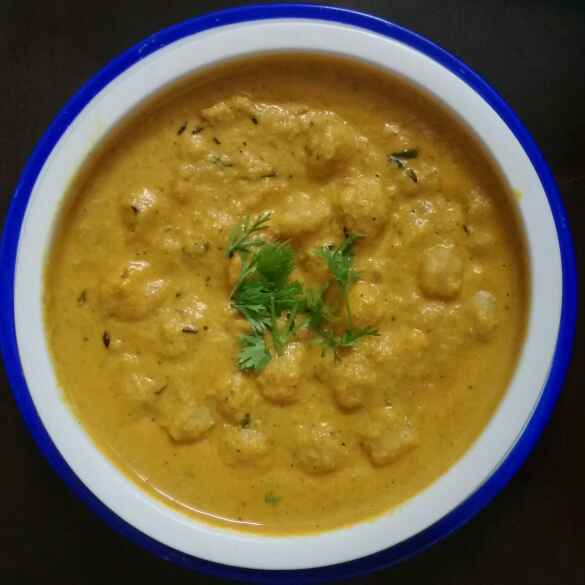 Photo of Chickpea in Almond Gravy by Sowmya Sundar at BetterButter