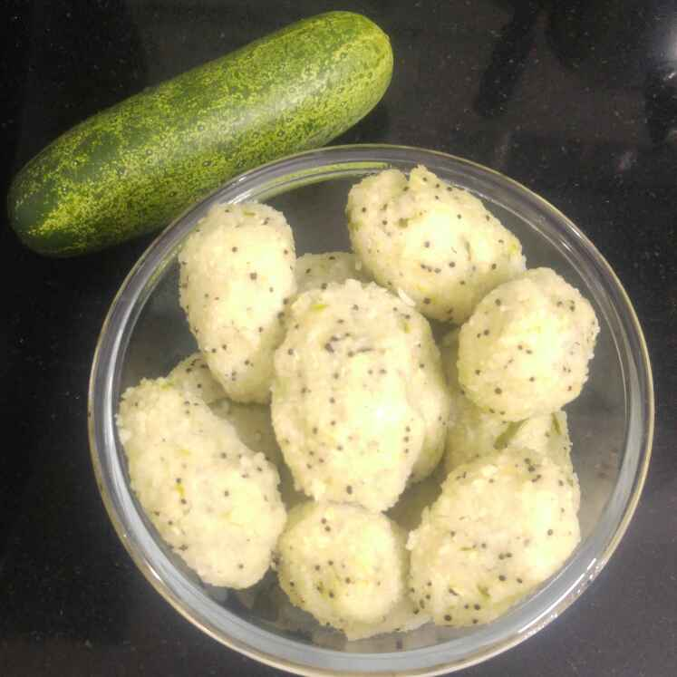 Photo of Cucumber Spicy Kozhukattai by Sowmya Sundar at BetterButter