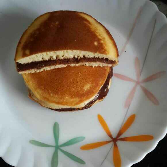 Photo of Japanese Dora Cake by Sowmya Sundar at BetterButter