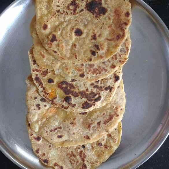 Photo of Sweet Potato Chapathi by Sowmya Sundar at BetterButter