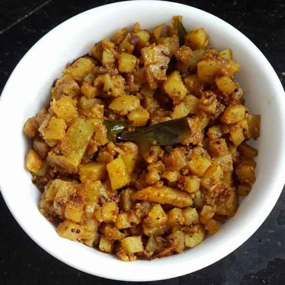Photo of Spicy Potato Roast by Sowmya Sundar at BetterButter