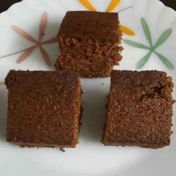 How to make எக்லெஸ் சாக்லேட் ப்ரௌனி