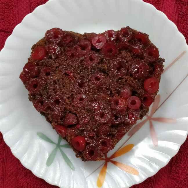 Photo of Cherry Red Velvet Cake by Sowmya Sundar at BetterButter