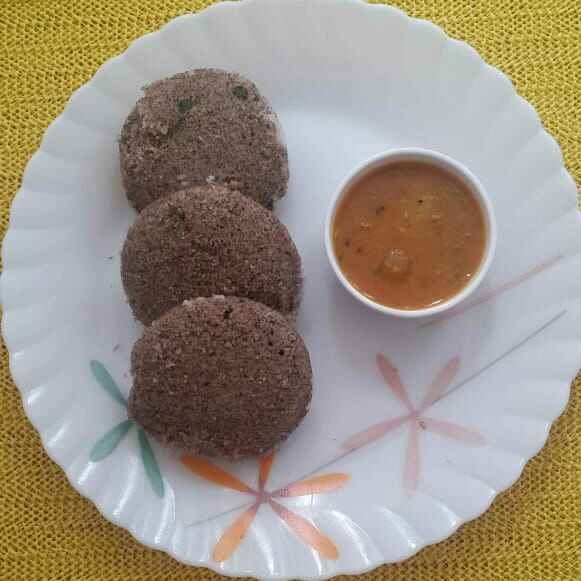 Photo of Instant Ragi Idly by Sowmya Sundar at BetterButter