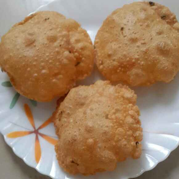 Photo of Thinai Masala Poori by Sowmya Sundar at BetterButter