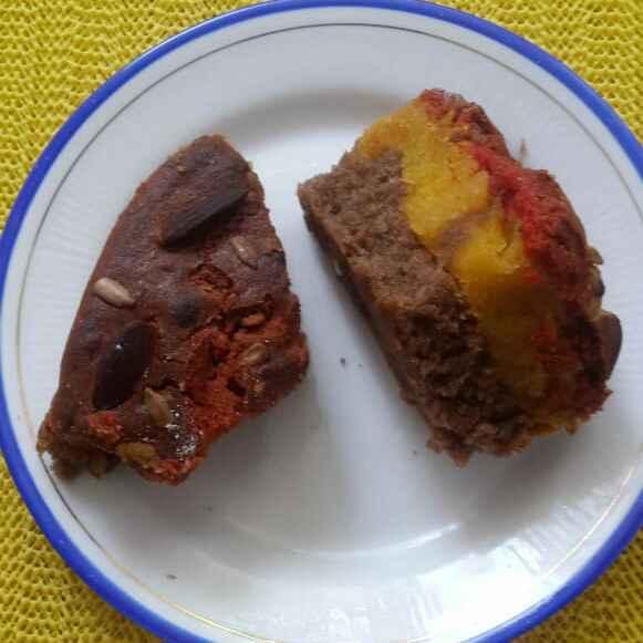 Photo of TriColour Celebration Cake by Sowmya Sundar at BetterButter