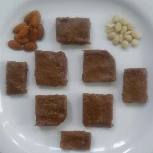 Photo of Healthy Protein Fudge by Sowmya Sundar at BetterButter
