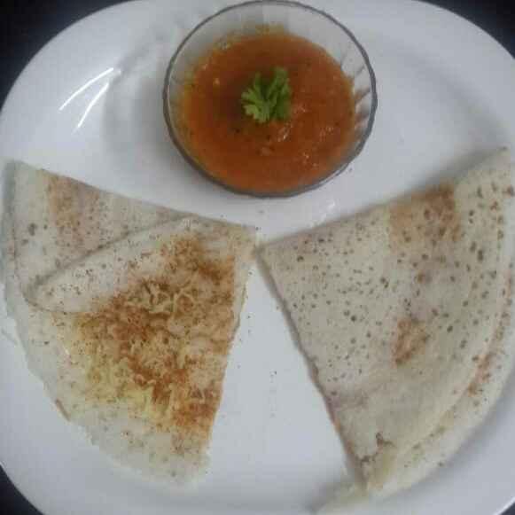 Photo of Cheesy Podi Dosa by Sowmya Sundar at BetterButter