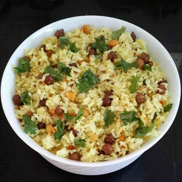 Photo of Channa Lemon Rice by Sowmya Sundar at BetterButter