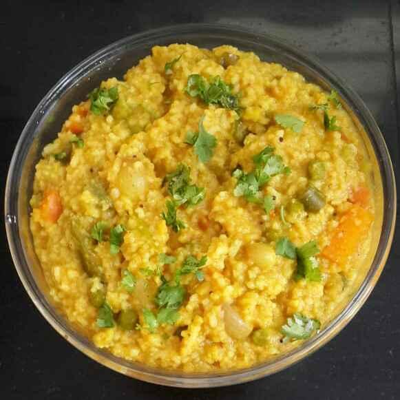 Photo of Vegetable Sambar Rice by Sowmya Sundar at BetterButter