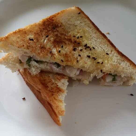 Photo of Vegetable Curd Sandwich by Sowmya Sundar at BetterButter