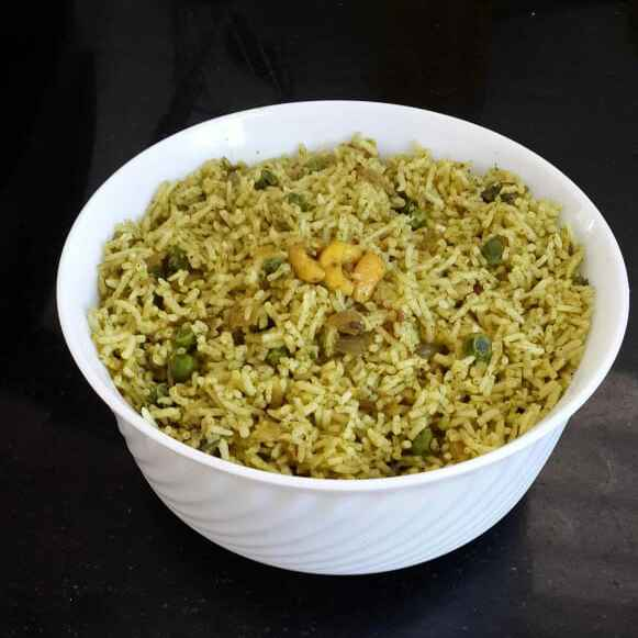 Photo of Pudina Peas Pulao by Sowmya Sundar at BetterButter