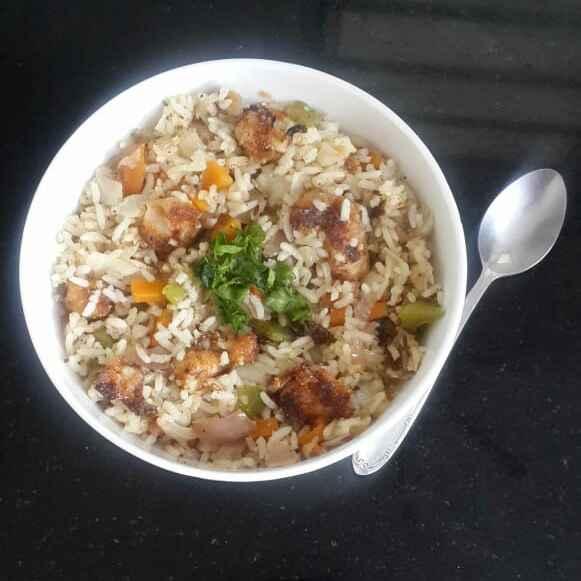 Photo of Gobi Fried Rice by Sowmya Sundar at BetterButter