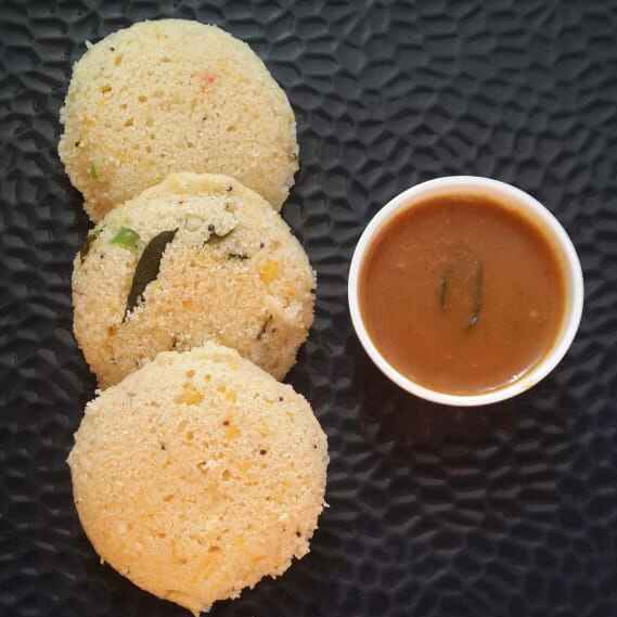 Photo of Instant Sweetcorn Rava Idly by Sowmya Sundar at BetterButter