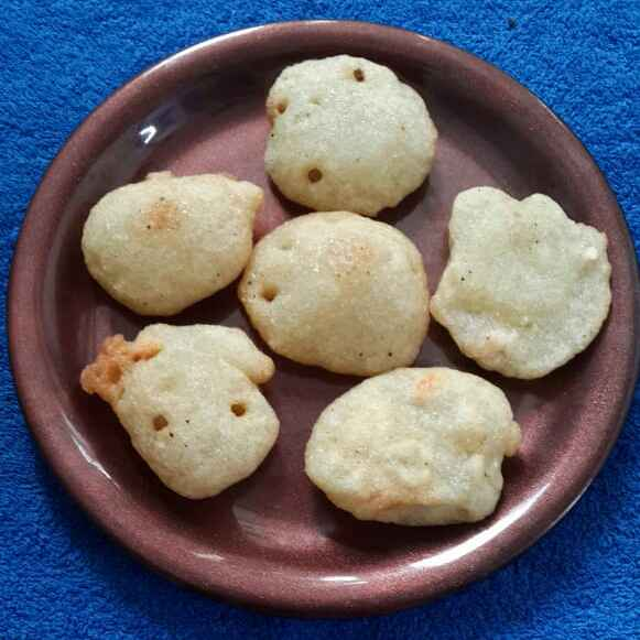 Photo of Virudhunagar Special Rava Paniyaram by Sowmya Sundar at BetterButter