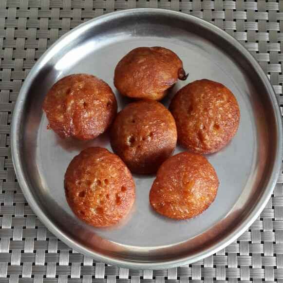 Photo of Instant Wheatflour ghee Appam by Sowmya Sundar at BetterButter