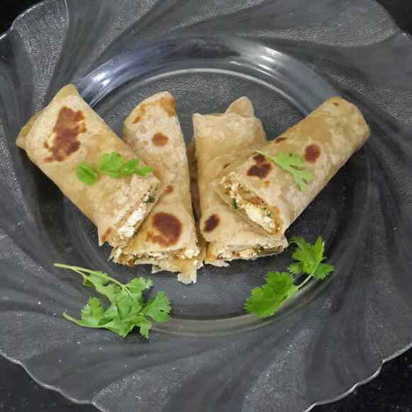 Photo of Spicy Paneer Roll by Sowmya Sundar at BetterButter