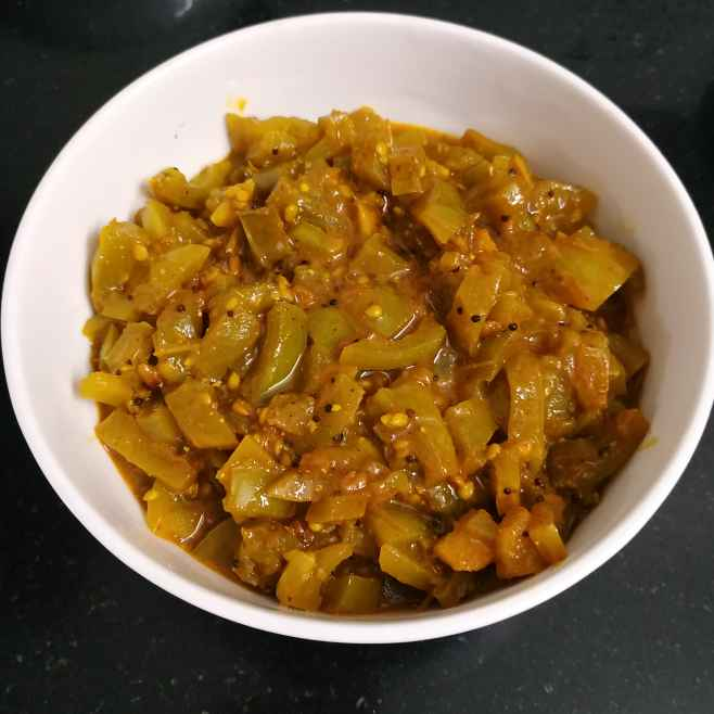 Photo of Instant Green Tomato Thokku by Sowmya Sundar at BetterButter