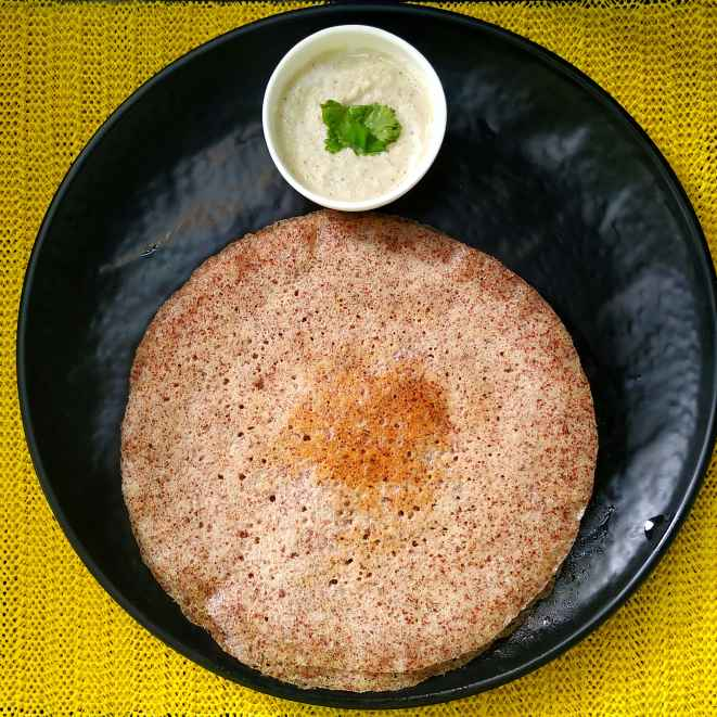 Photo of Ragi Redrice Dosa by Sowmya Sundar at BetterButter