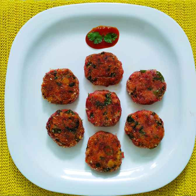 Photo of Millets Vegetable Cutlet by Sowmya Sundar at BetterButter