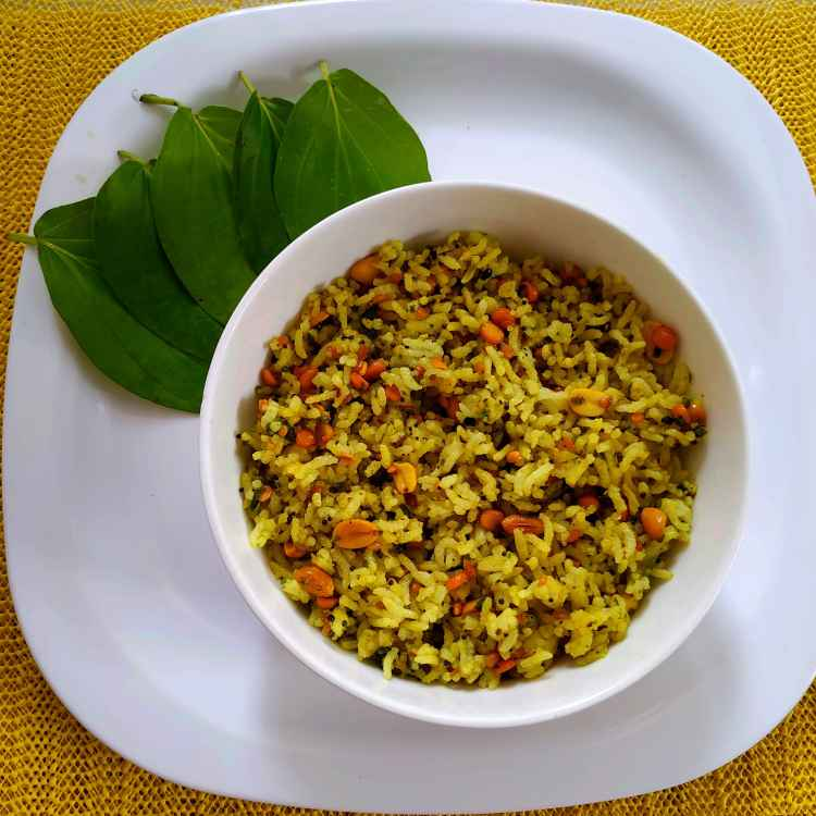 Photo of Betel Leaves Rice by Sowmya Sundar at BetterButter