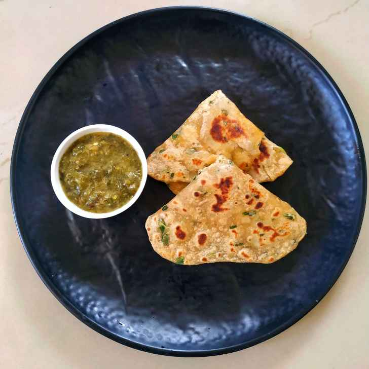 Photo of Methi Chapathi by Sowmya Sundar at BetterButter