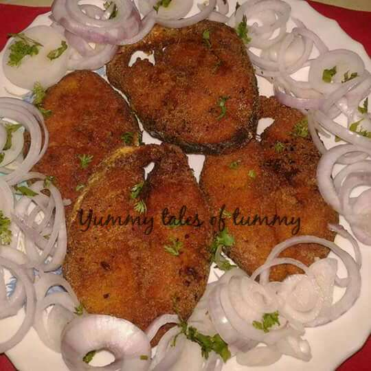 How to make Shallow fried Fish