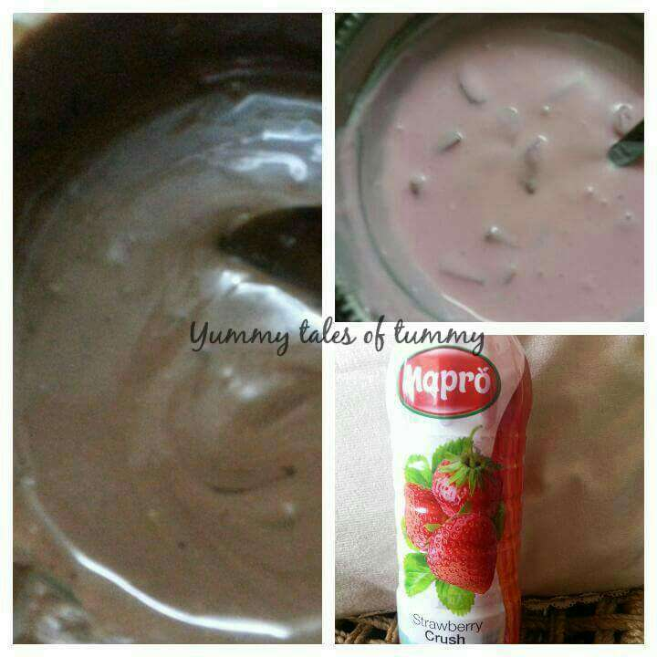 How to make Strawberries and Chocolate Mousse
