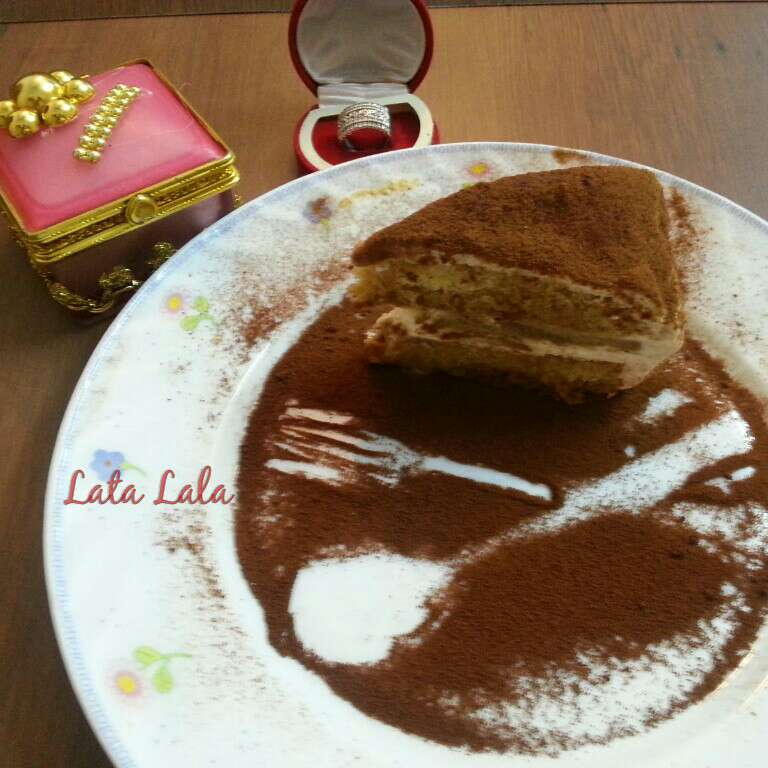 Photo of Banana Tiramisu by Lata Lala at BetterButter