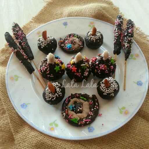 How to make Edible Diwali Crackers