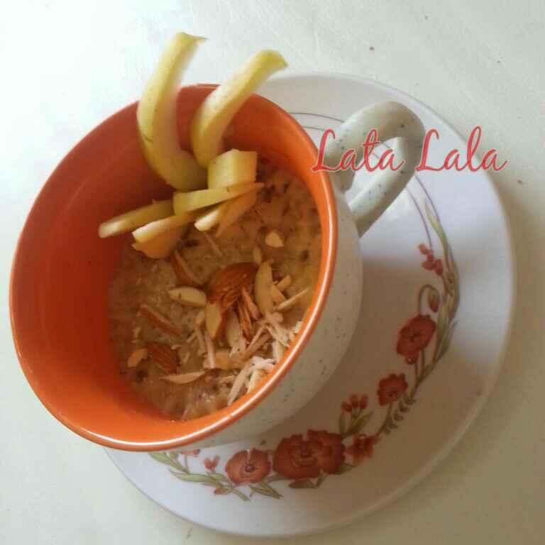 How to make Fruity Oats in a Mug