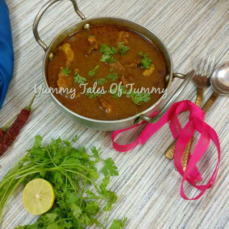 Photo of Sindhi Mutton (Teevan) by Lata Lala at BetterButter