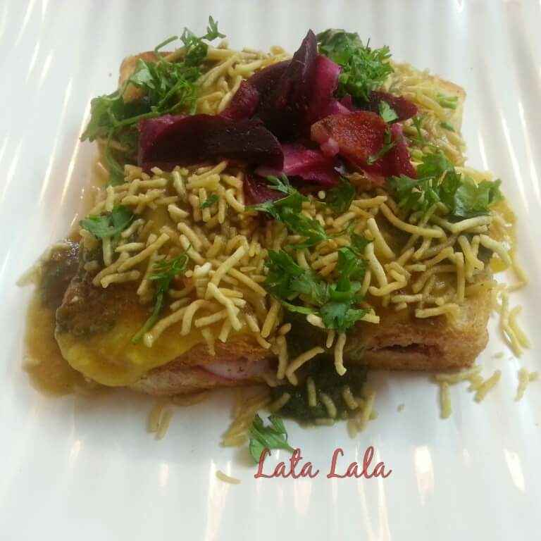 Photo of Mungdal wala sandvich by Lata Lala at BetterButter