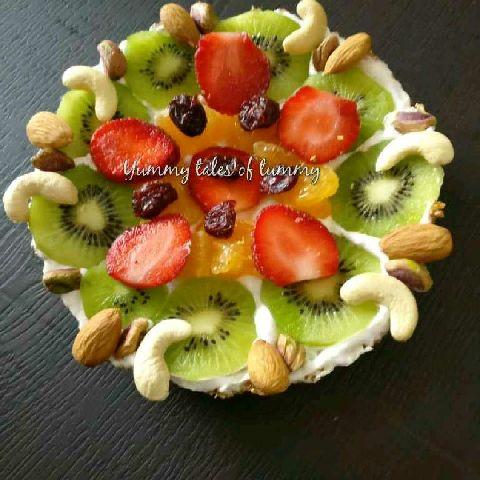 How to make fruit tart