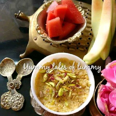 How to make Halwa
