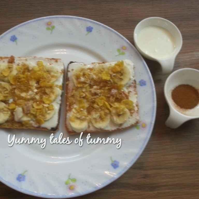 Photo of Malai Toast by Lata Lala at BetterButter