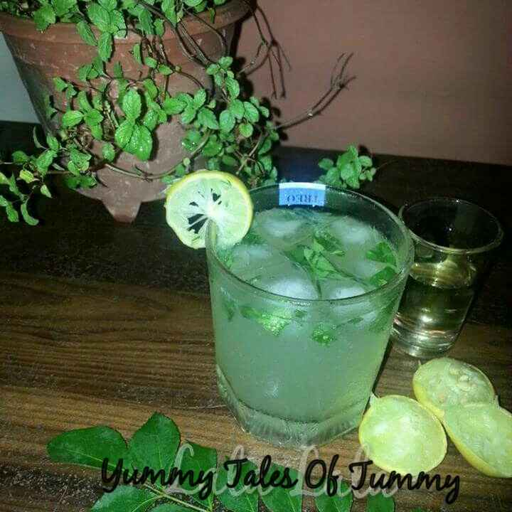 Photo of Oh so fresh Lemony & Curry leaves Drink by Lata Lala at BetterButter