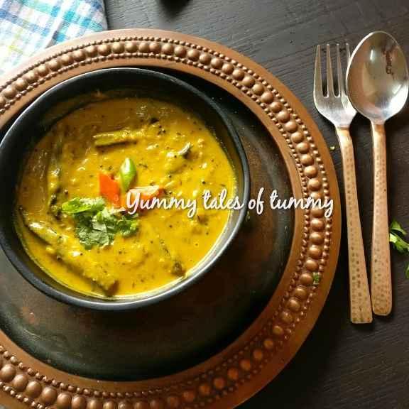 Photo of Dahi/curd/yogurt wali Bhindi by Lata Lala at BetterButter