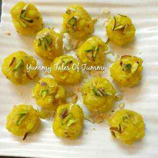 Photo of Dudh na ladoo by Lata Lala at BetterButter