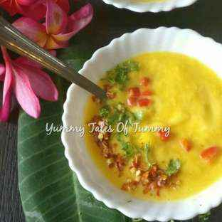 Photo of Thai style mango and chilli cold soup(no cook) by Lata Lala at BetterButter