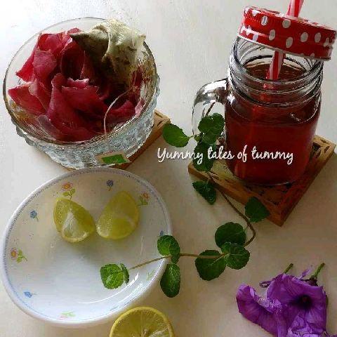 How to make Onion Peel Tea