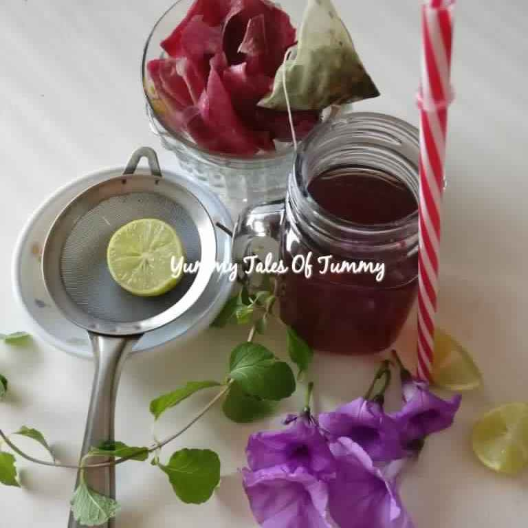Photo of Healing onion peel Tea by Lata Lala at BetterButter