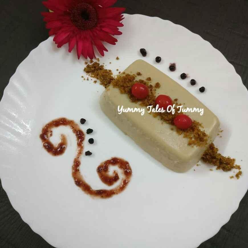 Photo of Sweet potato panacotta by Lata Lala at BetterButter