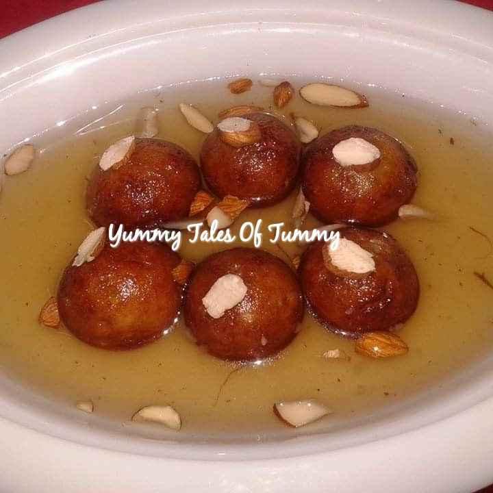 Photo of Sweet potato Gulab jamun by Lata Lala at BetterButter